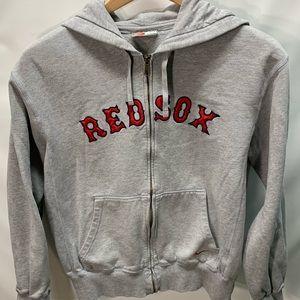 Nike Boston Red Sox Full Zip Hoodie Mens Medium